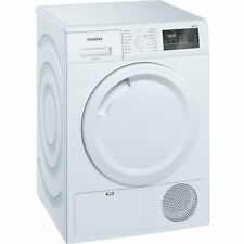 Siemens WT43N202 iQ300, Kondensationstrockner, weiß