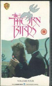 The Thorn Birds Volume 4, PAL VHS Video Tape, Richard Chamberlain, Rachel Ward