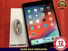 Apple iPad mini 3 64GB, Wi-Fi + Cellular (Unlocked), 7.9in - Space Grey iOS 12