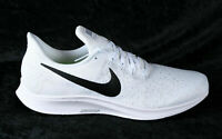 Nike Air Zoom Pegasus 35 TB Mens Shoes White/Black Running AO3905-100 Size 12