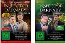 8 DVDs * INSPECTOR BARNABY - VOLUME 25 + 26 IM SET - Neil Dudgeon # NEU OVP &