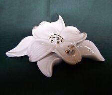 Lenox Darling Dogwood Flower Fine China Figurine New in Box COA