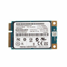 Toshiba Solid State Drive SSD 256GB mSata THNSNS256GMCP Replace For Asus Samsung