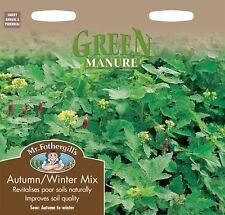 Mr Fothergills - Green Manure Autumn / Winter Mix  - 100g Seeds