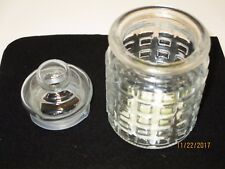 Stash Jar Glass 420 Friendly Store Nugs Airtight Smell Proof Weed Herb Container
