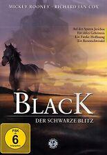 DVD NEU/OVP - Black - Der schwarze Blitz - DVD 3 - Mickey Rooney - 4 Episoden