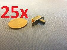 25x Slide Switch SLIDE SWITCHES PCB Tactile  PCB SS12F15VG6 6MM handle KNOB c12