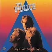 Zenyatta Mondatta, Police, Good Super Audio CD - DSD sacd rare