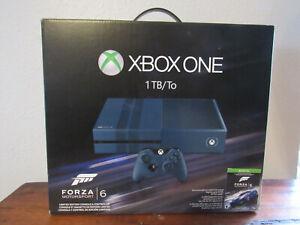 Microsoft Xbox One Forza Motorsport 6 Limited Edition EMPTY BOX (BOX ONLY)
