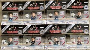 1998-99 Headliners In The Crease Complete Set Of 8 NHL Hockey Goalies Unopened!!