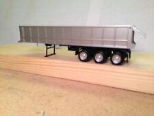 HO 1/87 Promotex # 5340  -  36'  3 axle Dump Truck Semi Trailer