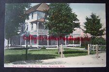 THE FERNWOOD W.D. Pyne prop'r, Michillinda, Whitehall, Michigan vintage postcard