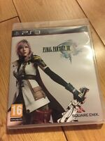 Playstation 3 Excellent Condition  Check other items Final Fantasy 13 XIII