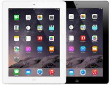Apple iPad 4th Generación Retina 64GB, Wi-Fi 9.7 - Negro O Blanco
