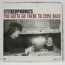 STEREOPHONICS - YOU GOTTA GO THERE TO COME BACK 2LP 2003 EU ORIG V2 OASIS BLUR
