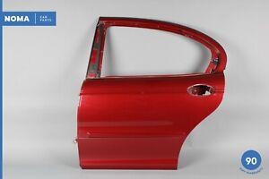02-08 Jaguar X-Type X400 Rear Left Driver Side Door Shell 1X43F24631AB CGG OEM