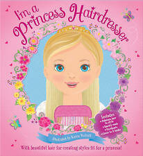 I'm a Princess Hairdresser, Excellent Condition Book, Scholastic,, ISBN 97814071