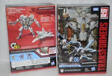 Transformers Studio Series Voyager SS-06 Starscream Brand IN STOCK MISB