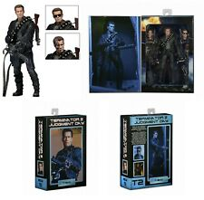 """Terminator 2 (Judgment Day) Ultimate T-800 (Arnold)  - 7"""" action figure (NECA)"""