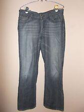 "X2 Quality Denim Womens Size 10S Waist is 31"" Eva Boot Blue Jeans"