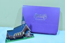 Shelia'S 1999 Valley Church - Ca Proof - Shelf Sitter Coa01 Nib (219S1)