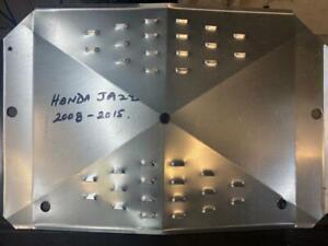 Honda Jazz MK 2 2008-2015 catalytic converter Anti-theft protection Shield/Cover