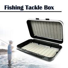 The Elixir Waterprooof Fly Fishing Tackle Box Lure Lures Spoon Hook Bait Storage
