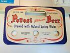 Vintage Potosi Cone top can 6 pack  RARE Potosi Wisconsin Beer.