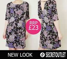 New Look 3/4 Sleeve Floral Dresses for Women