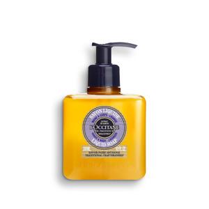 L'Occitane Shea Hands & Body Lavender Liquid Soap 10.1oz (300ml)