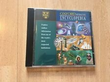 Oxford Interactive Encyclopedia CD ROM PC Software Computing Reference