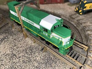Proto 1000 HO California Northern GP15-1 Diesel Locomotive  #112 DCC Sound Equip