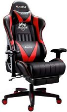 AutoFull Gaming Chair Racing Style Ergonomic High Back Computer Chair .