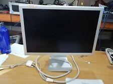 "Apple Mac Cinema Display Monitor A1081 20"" (599)"