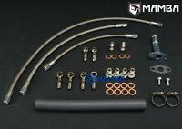 MAMBA Turbo Oil & Water Line Kit Mitsubishi 4M40T 2.8L Canter Delica Pajero