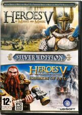 Gioco Pc Heroes of Might and Magic V - Silver Edition 2 dischi - Ubisoft Usato
