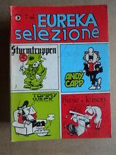 Eureka Selezione n°2 1979 edizione Corno - Andy Capp Sturmtruppen  [G404]
