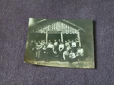 DIN A 6 Ak18 Donna Nuda atto colorate foto cartolina 10,5 x 14,8 cm