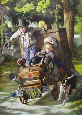 Jigsaw puzzle Child's Play Help on the Way 1000 piece NEW made in USA