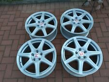 OEM Honda Civic TypeR FN2 R18 Wheels Refurbished Silver 7.5J CTR Rims 5x114.3