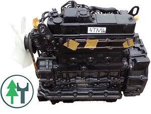 Dieselmotor Motor Yanmar 4TNV86 45PS gebraucht BHKW Diesel