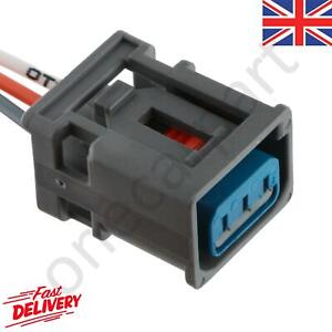 Right Ignition Coil Plug 3 Pin Wired Connector, For Ford, Mazda, Volvo, Lincoln