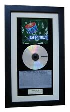 SHAMEN Boss Drum+RAVE+CLASSIC CD Album GALLERY QUALITY FRAMED+FAST GLOBAL SHIP