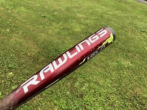 "Rawlings VELO BBCOR .50 College High School Baseball Bat 33/30 (-3)  2 5/8"""