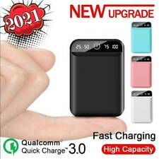 Mini Portable Power Bank 9000mAh USB External Battery Charger For Mobile Phone