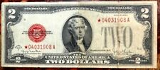 United States Note - Two Dollars - $2 - 1928G - STAR Note