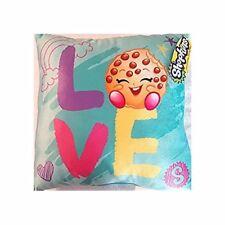 "New Shopkins ""Love"" Throw Pillow Blue Home Decor Kids"