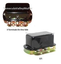 OE-Style Voltage Regulator for 1940-1955 Plymouth - Dodge - DeSoto - Chrysler