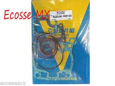 Suzuki RM125 1990 Top End Gasket Set Mitaka 810544