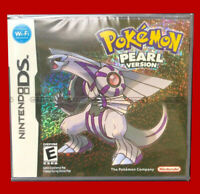 Pokemon Pearl Version Nintendo DS Brand New Sealed in Box USA Shipping